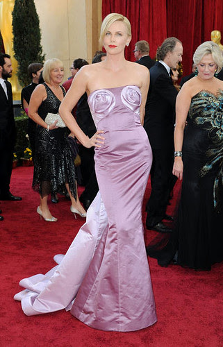 Charlize Theron at the 82nd Annual Academy Awards