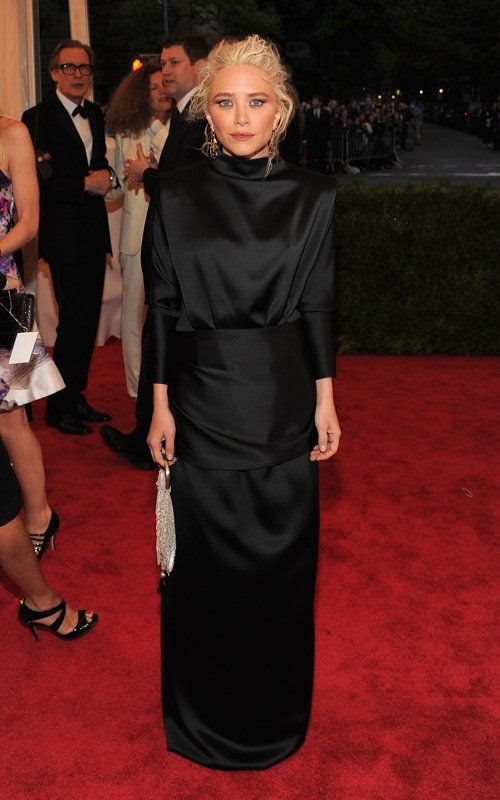 Costume Institute Gala Met Ball - May 7, 2012, Mary Kate Olsen