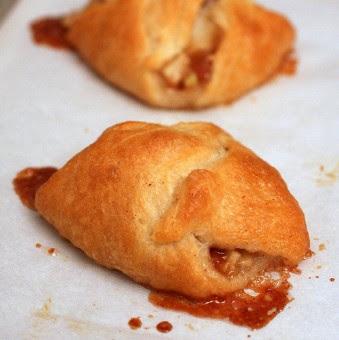 Salted Caramel Apple Bites