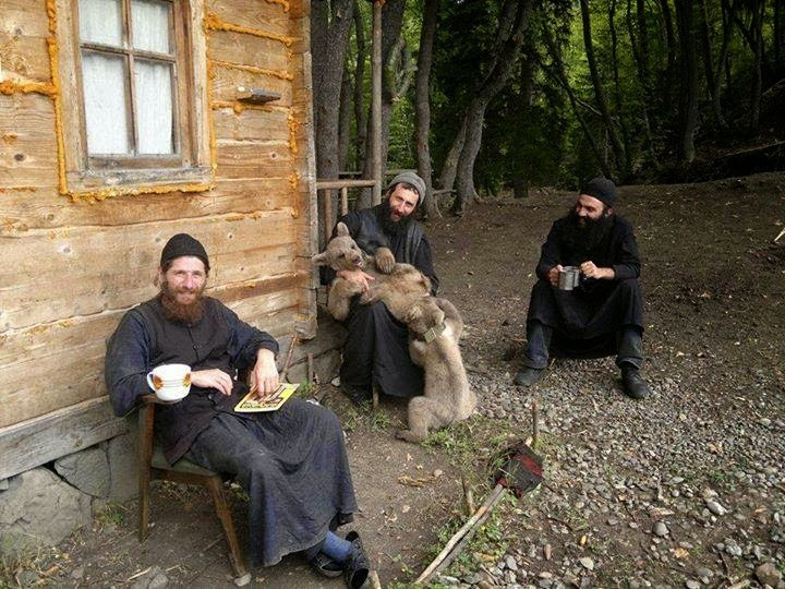"""""""When God, who is absolute fullness, brought creatures into existence, it was not done to fulfill any need but so that his creatures should be happy to share his likeness, and so that he himself might rejoice in the joy of his creatures as they draw inexhaustibly upon the Inexhaustible.""""— St. Maximus the Confessor"""