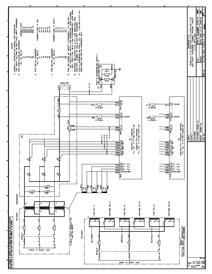 70 100 Exide Battery Charger Wiring Diagram
