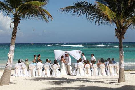 barcelo maya palace deluxe riviera maya mexico weddings