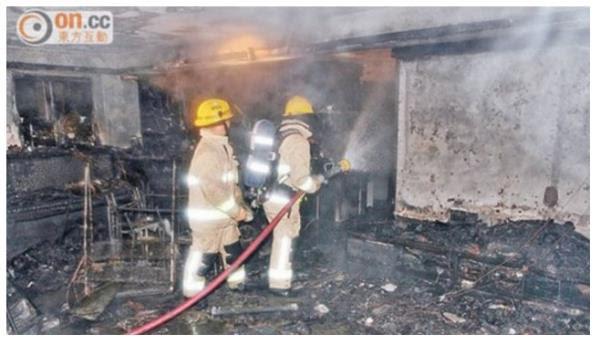 Galaxy S4 explode e queima apartamento inteiro na China