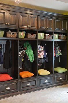 Laundry Room- Mud Room