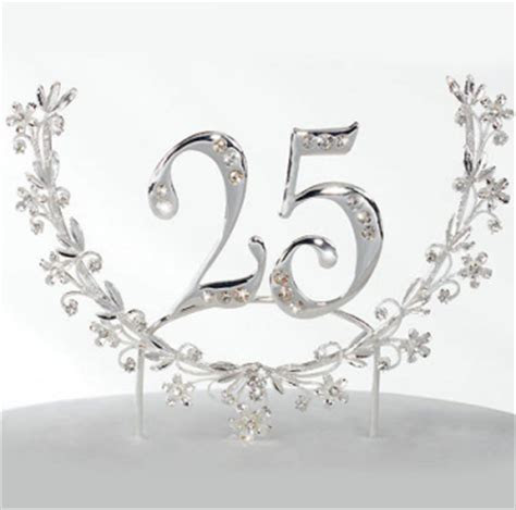 Silver wedding anniversary gift   the best for 2019