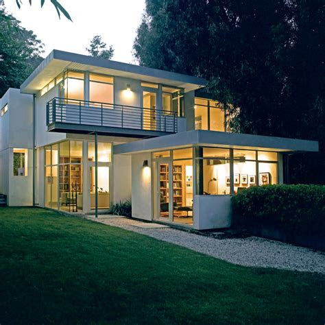 contemporary house  clean  simple plan  interior