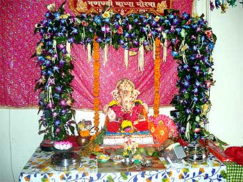 How To Decorate Home For Ganesh Chaturthi Interior Designing Ideas