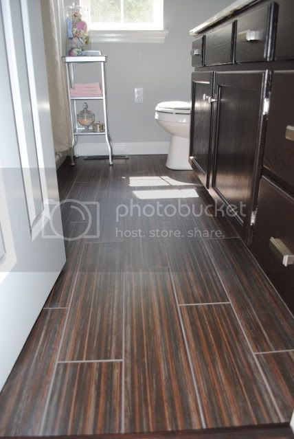 Help! Opinions/Suggestions:Porcelain Tile that looks like wood ...