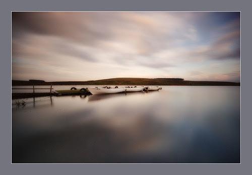 Evening Glow by Caledonia Alan