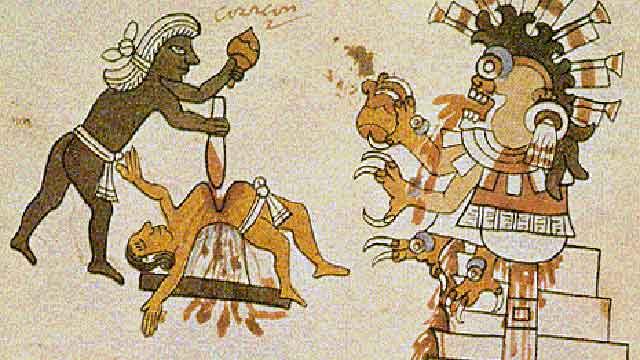 Jejak Kanibalisme (5): Religious (Ritual) Cannibalism