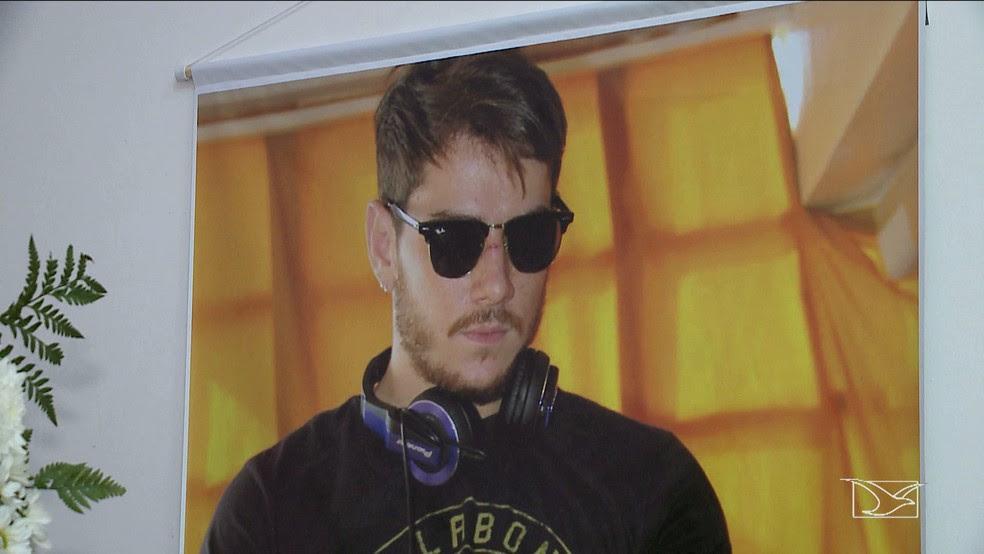 O maranhense morava há pouco tempo em Brasília e tinha o sonho de ser DJ.  (Foto: Reprodução/TV Mirante)