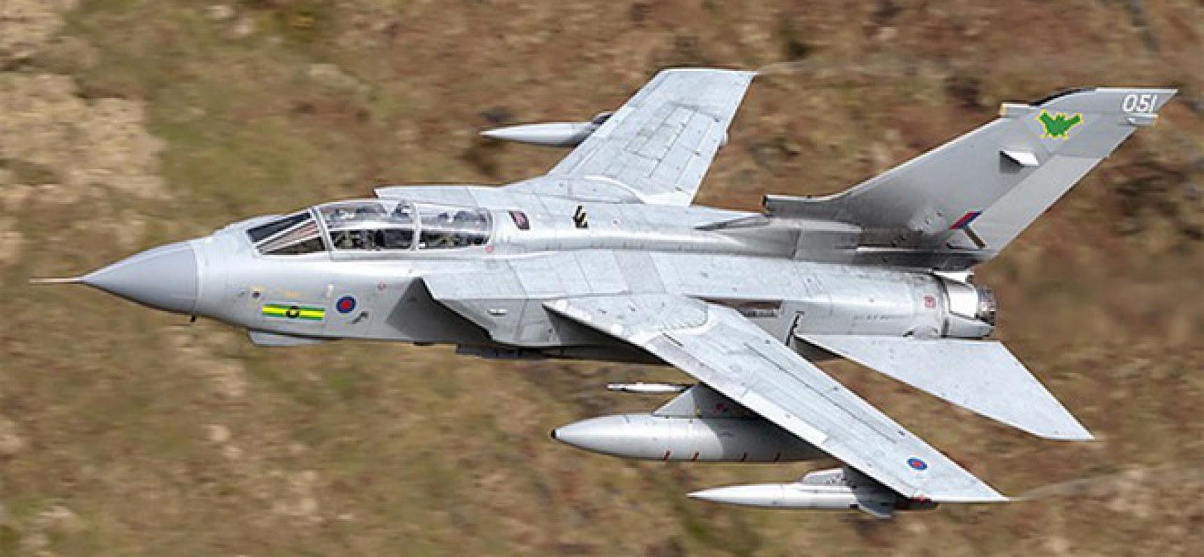 Crash de deux avions british transportant des armes pour Daesh