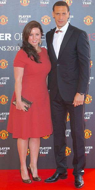 Rio Ferdinand's wife has died after a short battle with cancer