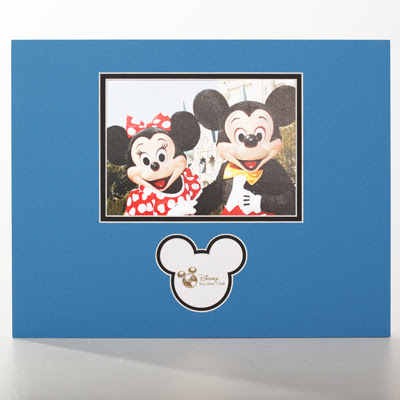 Blue Matte Frame Photo Disney Floral And Gifts