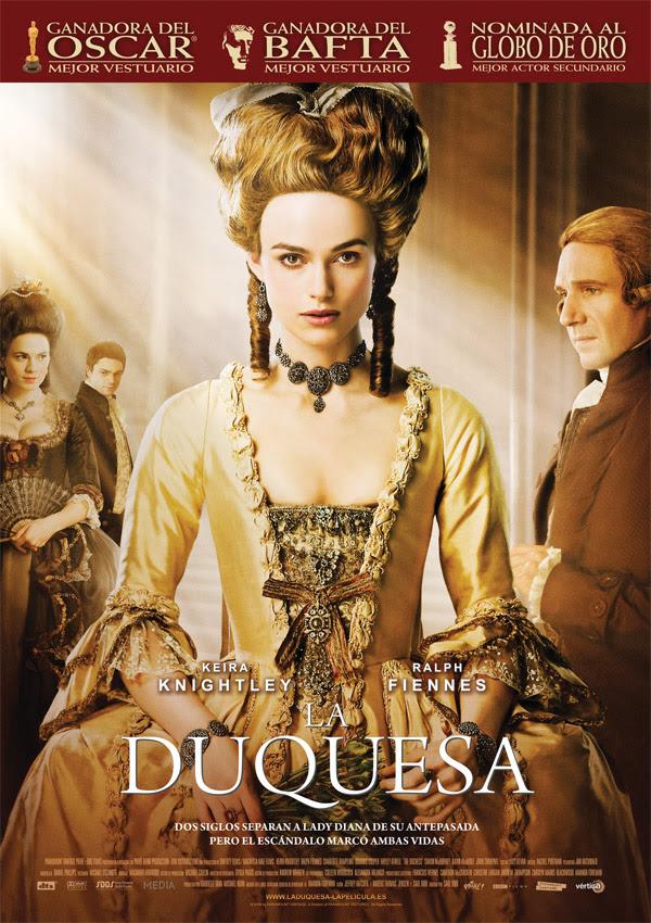 La Duquesa (Saul Dibb, 2.008)