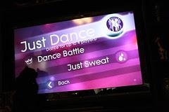 Huggy Bear wants to Just Dance