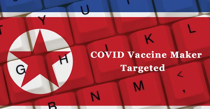 Hackers norte-coreanos têm como alvo a fabricante de vacinas COVID AstraZeneca