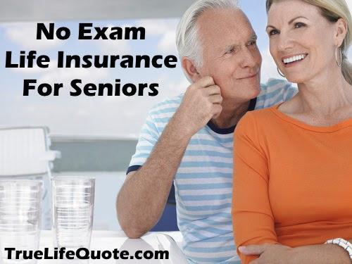 Finding No Exam Life Insurance for Seniors