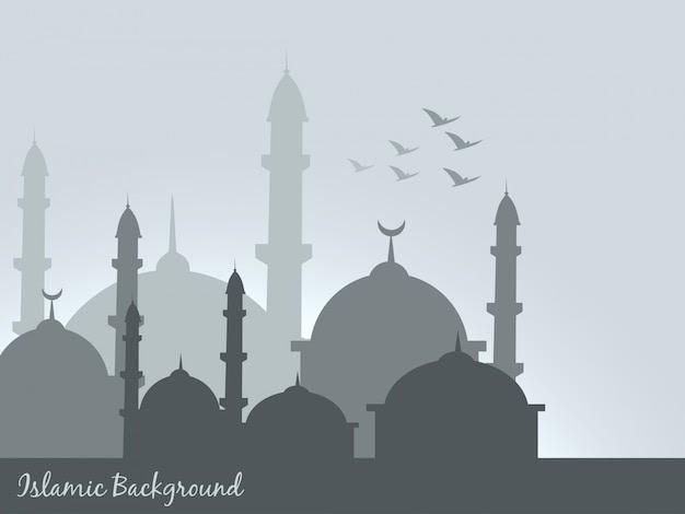 Konsep 32+ Background Masjid Vector