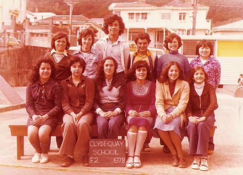 clyde quay school 1978