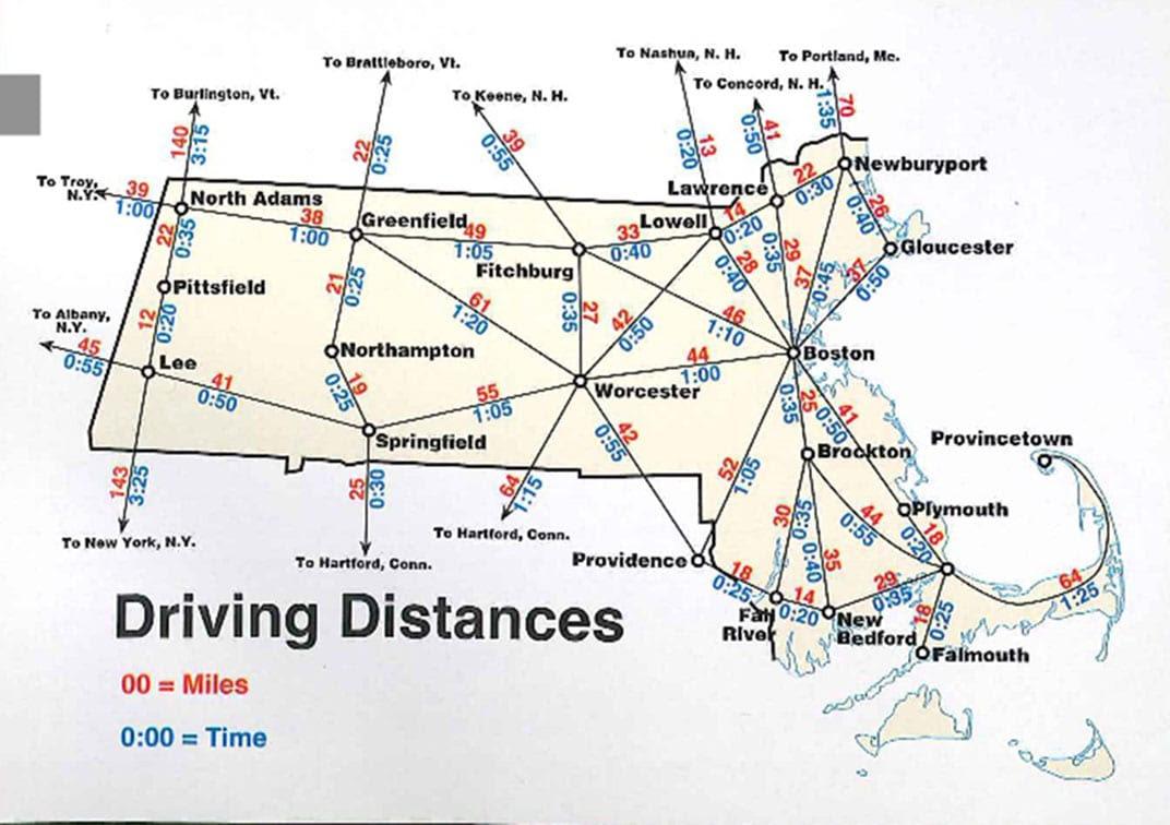 city to city driving distances 1