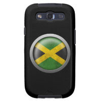 Flag of Jamaica Disc Galaxy SIII Covers