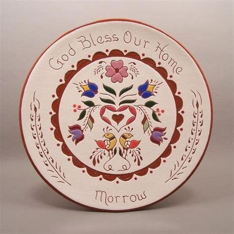 Hand Crafted Personalized Birth And Wedding Plates With