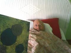 painting waking robert