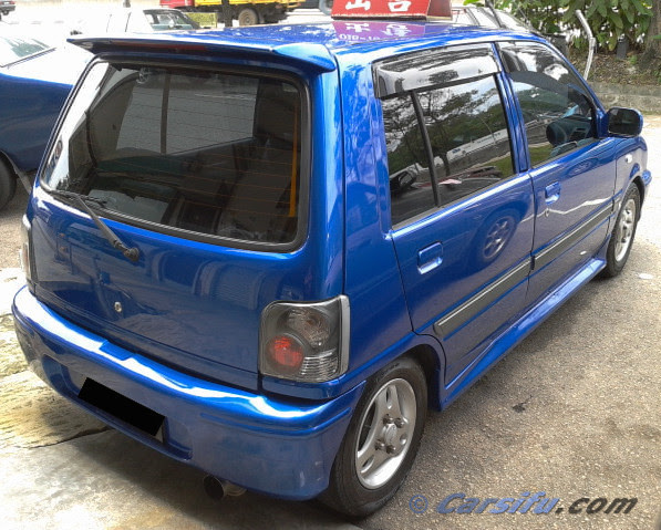 Perodua Kancil 850 (M) For Sale in Johor by seven stars