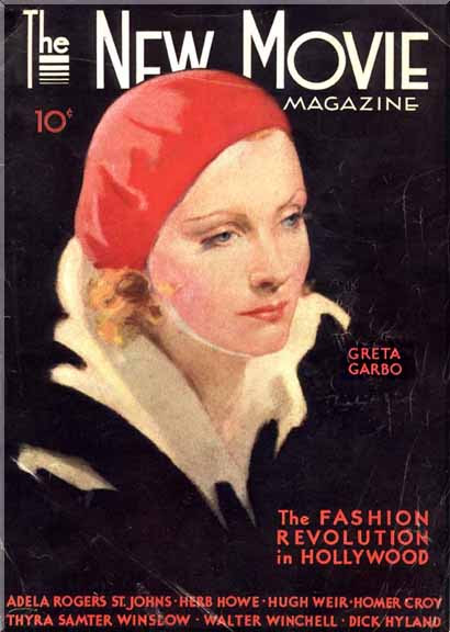 Earl Christy, The New Movie Magazine, 1930s