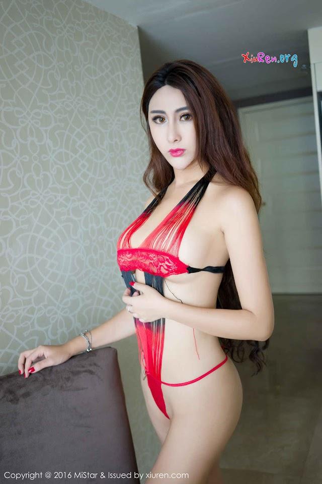 [MiStar] No.59 FoxYini孟狐狸 50P