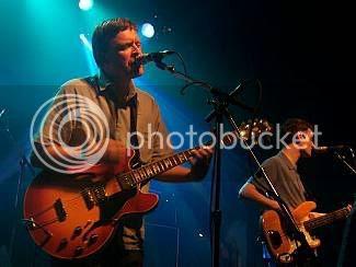 Norman and Gerard of Teenage Fanclub @ The Mod Club: photo by Mike Ligon