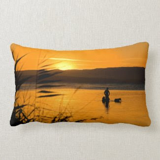 Summer Heat 3 Throw Pillow