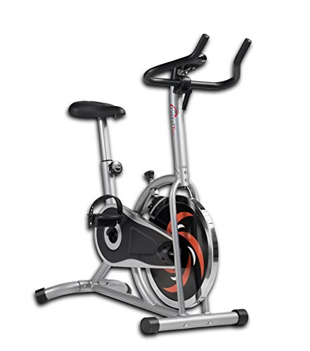 CrystalTec Indoor Aerobic Training Exercise Bike Cycle