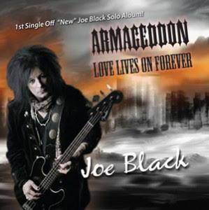 armageddon joe black single
