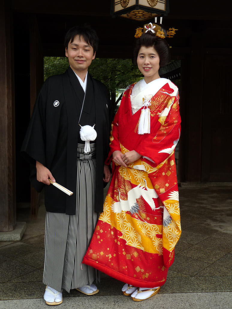 Japanese Wedding by kukikid on deviantART  japanese pre wedding photo