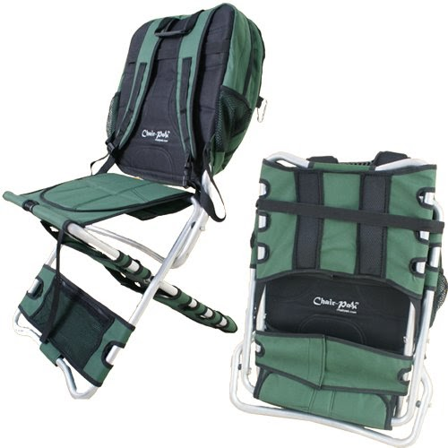 Chair Pak The Incredible Backpack Chair Lightweight 6