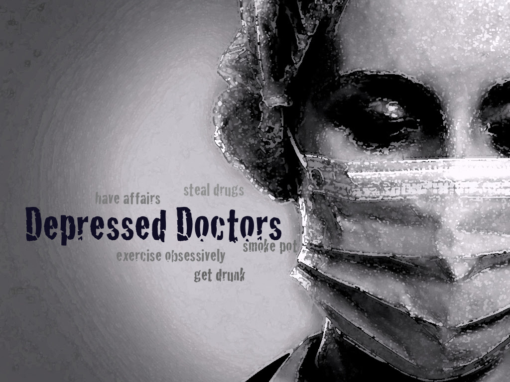 What Depressed Doctors Do When Nobodys Looking Pamela Wible Md