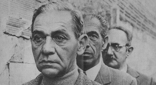 tres supervivents de Mauthausen