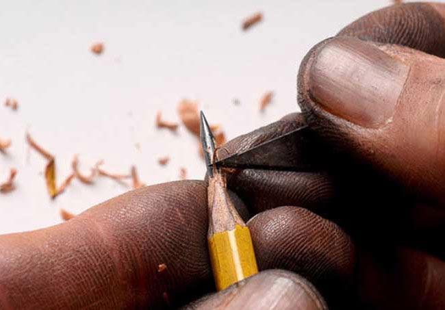 Dalton Ghetti pencils