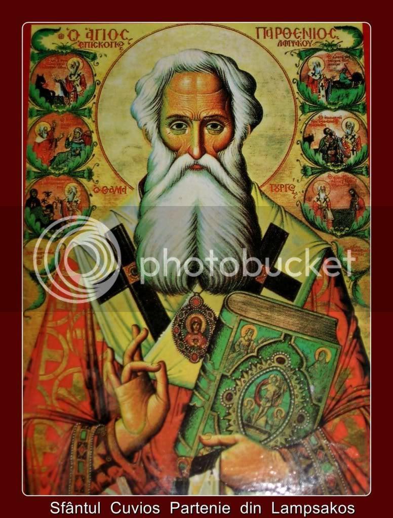 Sfântul Partenie, vindecătorul cancerului