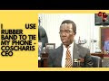 I Used Rubber Band To Tie & Hold My Phone - Coscahris Motors CEO Cosmas Maduka Says