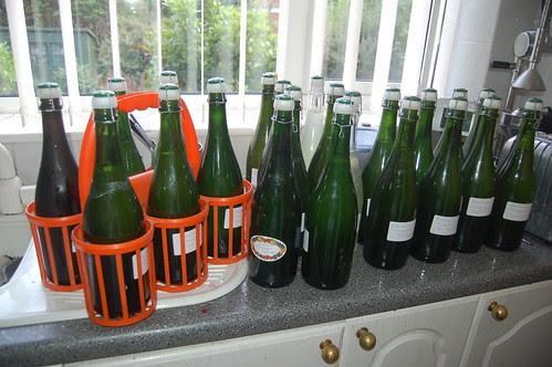 elderflower champagne June 11 1