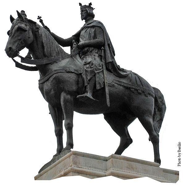 King Ferdinand III of Castile