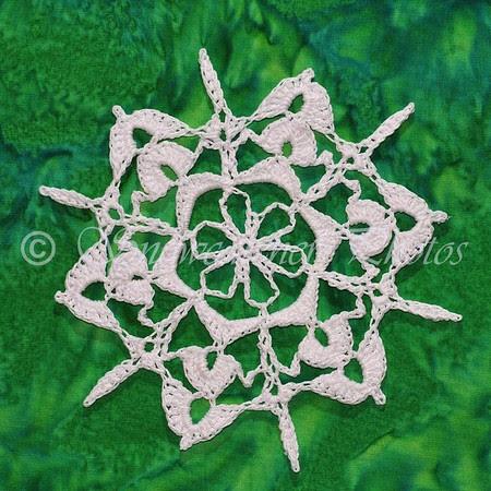 Emerald Peak Snowflake