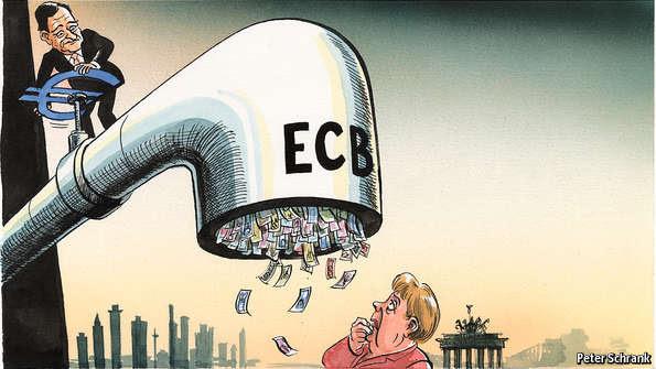 Risultati immagini per QE EUROPEO