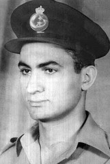 Egyptian Royal air forces Mohamed Hosni El-Sayid Mubarak