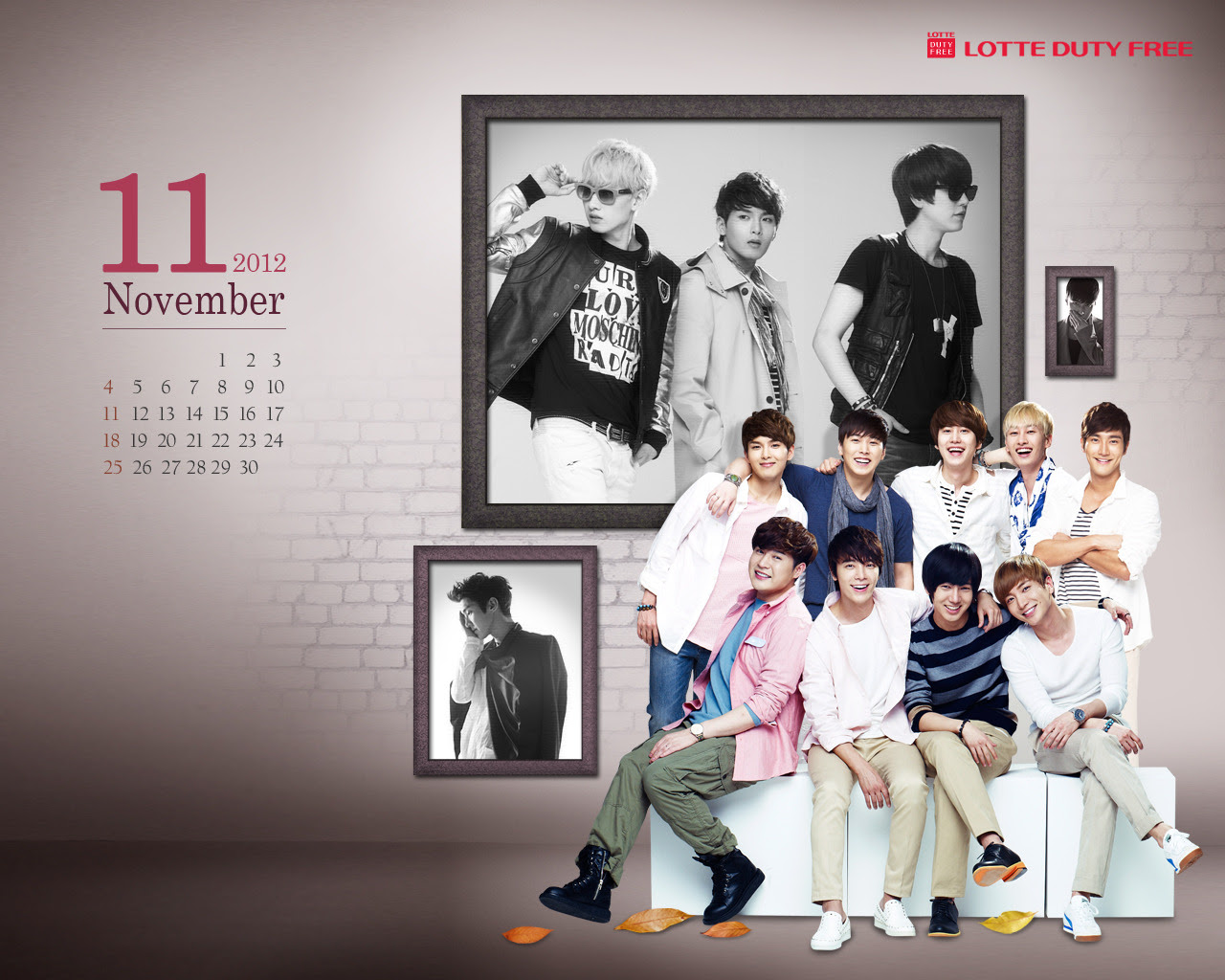 Valentine Day 2014: Wallpaper Kpop 2012