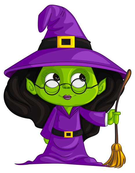 Witch PNG images free download