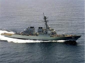 DDG 51 Arleigh Burke. Фото с сайта military.com